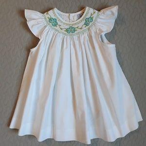 Other - Beautiful smocked dress size 5